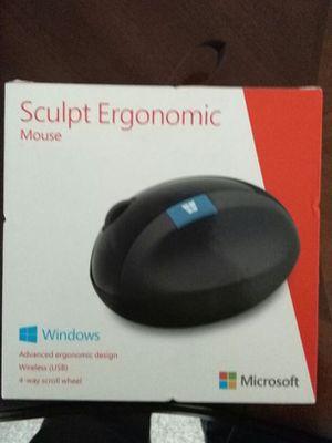Sculpt ergonomic mouse for Sale in Cassville, MO