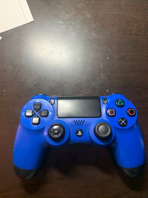 Dullshock 4, Ps4 controller light blue. for Sale in Mount Laurel Township, NJ