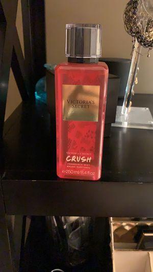 Victoria Secret Crush Fragrance Mist for Sale in Manchester, TN
