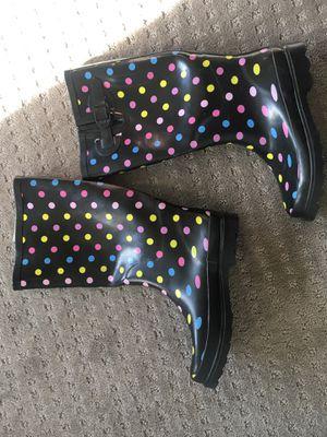 Rain boots for Sale in Burlingame, CA