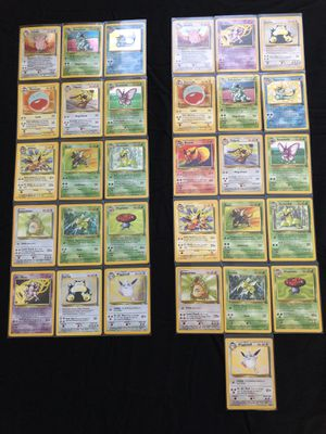 Pokemon Cards - Complete Jungle Series - for Sale in Winter Garden, FL