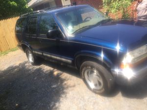 2000 Chevy Blazer for Sale in Washington, DC