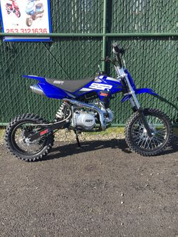 Brand New SSR 125cc Pit Bike Dirt Bike Motorcycle for Sale in Tacoma,  WA