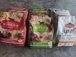 Rachael Ray Dog Food 6lb bags per bag (9 bags total) for Sale in Columbia, SC