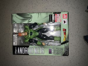 Android No.16 Dragonball z never used great condition for Sale in Manchaca, TX