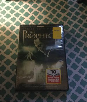 Brand new movie The Prophecy for Sale in Monroe Township, NJ