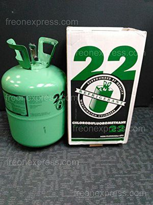 R22 refrigerant 30 lb sealed jugs $500/ea for Sale in Odenton, MD