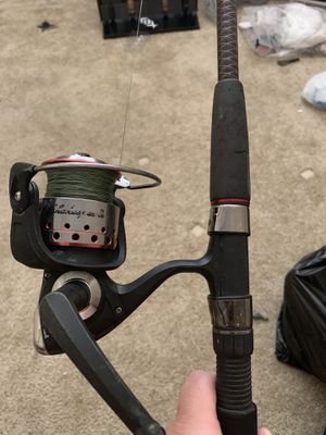 Ugly stik gx2 combo for Sale in Peoria, AZ