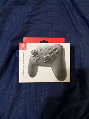 Brand New Sealed Nintendo Switch Pro Controller!! for Sale in Dallas, TX