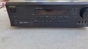 ONKYO Av receiver HT-R510 for Sale in Redlands, CA