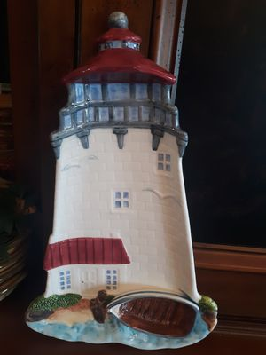 Lighthouse chip and dip platter for Sale in Strawberry Plains, TN
