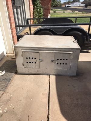 Double dog box for truck for Sale in Odessa, TX