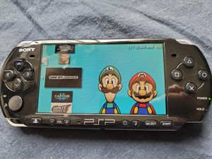 2001 * slim * - PSP - with 5,000 games !!! for Sale in Fountain Valley, CA