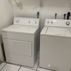 Washer And Dryer for Sale in Fort Lauderdale, FL
