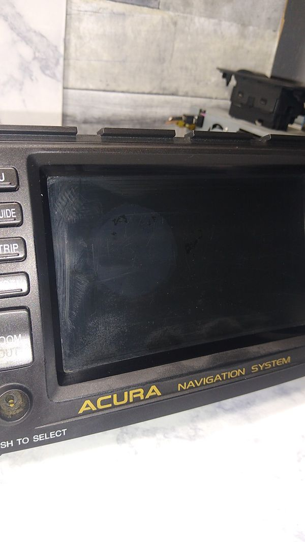Acura Navigation System (parts only)