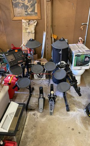 Yamaha electronic drum set for Sale in Grove City, OH