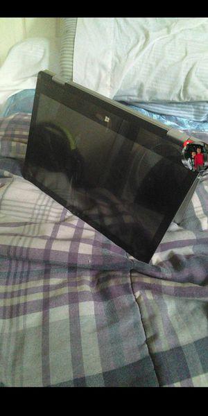 Direkt tek touch screen 360 fold laptop it turns into a tablet ! for Sale in Tukwila, WA