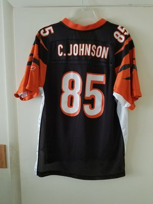 Chad Johnson Cincinnati Bengals NFL youth XL jersey for Sale in Damascus, MD