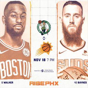Suns vs Boston for Sale in Glendale, AZ