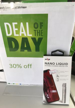 30% off deal of the day! for Sale in Escanaba, MI