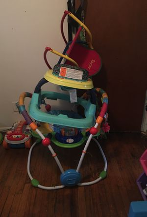 Bouncer ,Walker and chair(FREE OFFERS) for Sale in St. Louis, MO