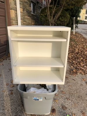 Small cabinet with shelfs for Sale in Paoli, PA