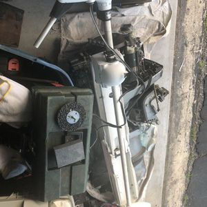 Minn Kota Riptide Trolling motor for Sale in Hollywood, FL