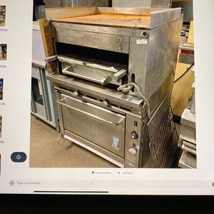 Plancha Grill And Oven Single Tidy Space Saver for Sale in Dallas, TX