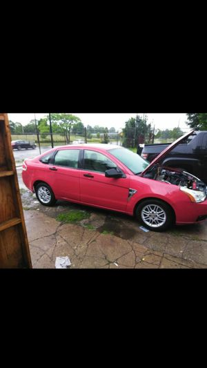 (2008) Ford focus with 135miles runs good for Sale in Buffalo, NY