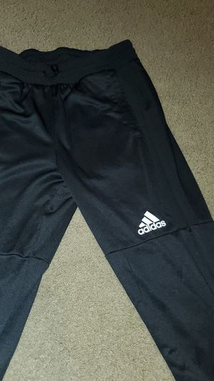 Mens adidas track pant medium for Sale in Laurel, MD