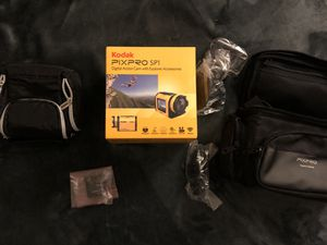 New PIXPRO SP1 Kodak action film camera for Sale in Las Vegas, NV
