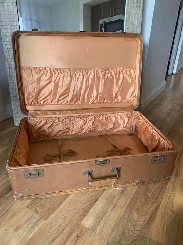 Vintage Leather Luggage
