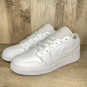 Nike GS Air Jordan 1 Low Size 7Y / 8.5 Womens for Sale in Richmond, VA