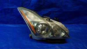 2011 2012 2013 2014 2015 INFINITI G37 Q60 COUPE RIGHT SIDE XENON HEADLIGHT HEADLAMP for Sale in Fort Lauderdale, FL