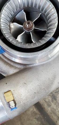 F body complete 75 millimeter Turbo kit 5k$ for Sale in Sacramento,  CA