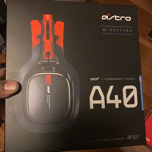 Headset Brand New Astro A40 220 for Sale in Antioch, CA