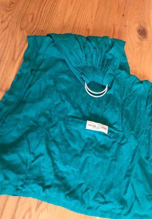 Maya Wrap Ring Sling - Emerald Green for Sale in Earlysville, VA