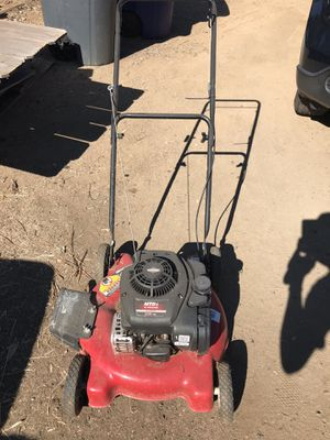 SUPER CHEAP - Red lawn mower by MTD for Sale in Lakeside, CA