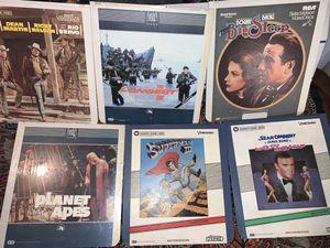LaserDisks!!! for Sale in Oakland, CA