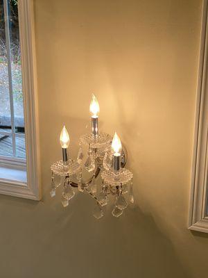 Chandelier Wall Sconces for Sale in Woodinville, WA