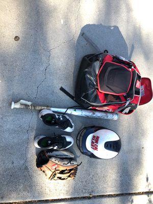 Softball equipment for Sale in San Mateo, CA