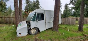 Step Van Wrecked for Sale in Kent, WA