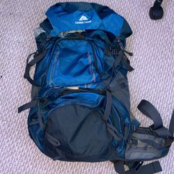Ozark Trail 40L Camping backpack for Sale in Annandale,  VA