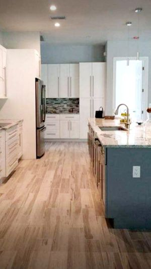 Extremely high quality wood kitchen cabinets for Sale in Cape Coral, FL
