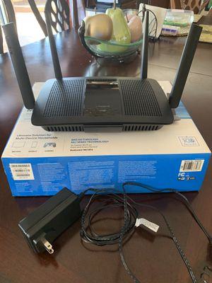 Linksys AC2600 Router for Sale in Chula Vista, CA