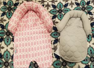 Car seat support pillows for Sale in Columbus, OH