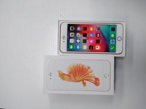 iPhone 6S plus 64gb Rose gold unlocked for Sale in Irving, TX