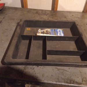 Truck Bed Tool Box Tray for Sale in Derby, KS