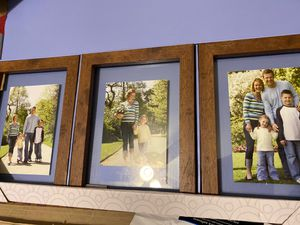 """4"""" x 6"""" picture frames 3 for $15 for Sale in Burkeville, VA"""