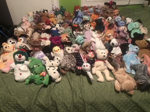 TY BEANIE BABIES LOT for Sale in Compton, CA